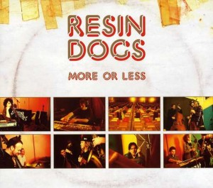 resin dogs more or less